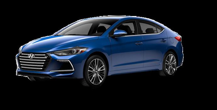 2018 Hyundai Elantra Sport TECH | Photo 6 | Marina Blue
