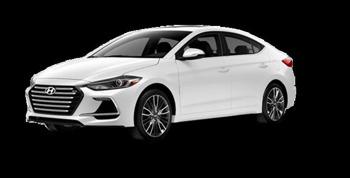 2018 Hyundai Elantra Sport TECH | Photo 6 | Polar White