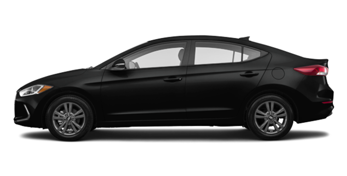 2018 Hyundai Elantra GL SE | Photo 4 | Space Black