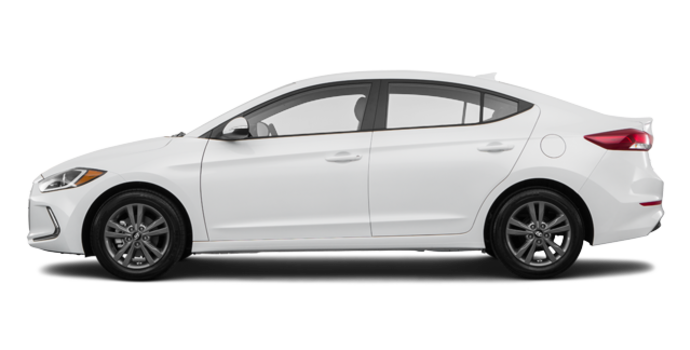2018 Hyundai Elantra GL SE | Photo 4 | Polar White