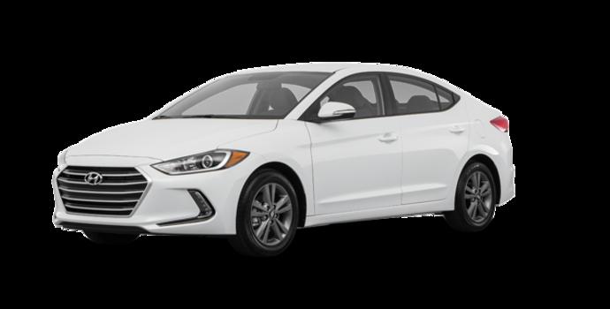 2018 Hyundai Elantra GL | Photo 6 | Polar White