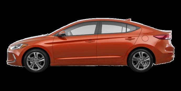 2018 Hyundai Elantra GLS | Photo 4 | Phoenix Orange