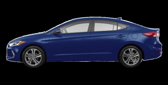 2018 Hyundai Elantra GLS | Photo 4 | Star Gazing Blue