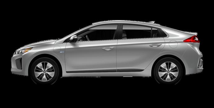2018 Hyundai Ioniq Electric Plus LIMITED | Photo 4 | Platinum Silver