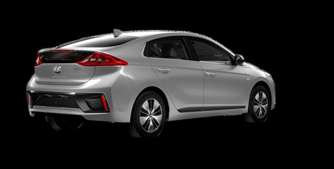 2018 Hyundai Ioniq Electric Plus LIMITED | Photo 5 | Platinum Silver
