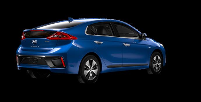 2018 Hyundai Ioniq Electric Plus LIMITED | Photo 5 | Marina Blue