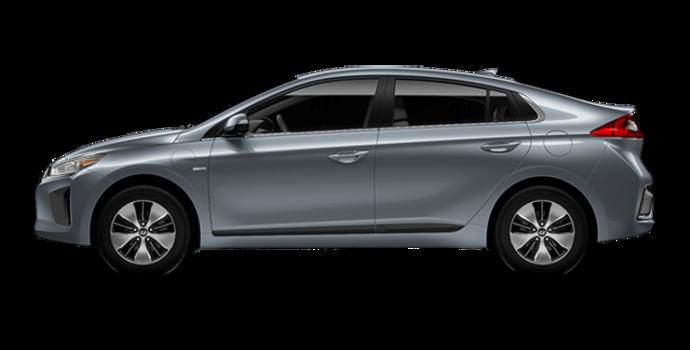 2018 Hyundai Ioniq Electric Plus SE | Photo 4 | Aurora Silver