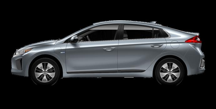 2018 Hyundai Ioniq Electric Plus SE | Photo 4 | Iron Grey