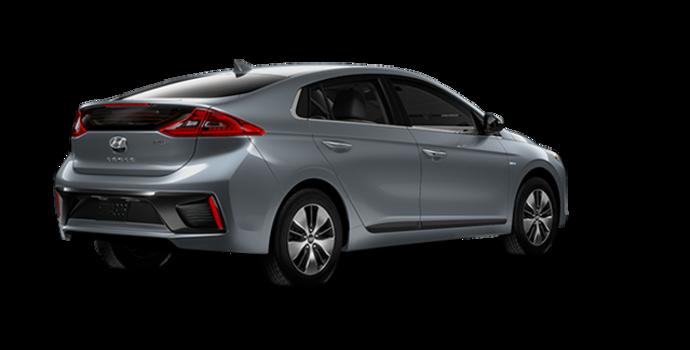 2018 Hyundai Ioniq Electric Plus SE | Photo 5 | Aurora Silver
