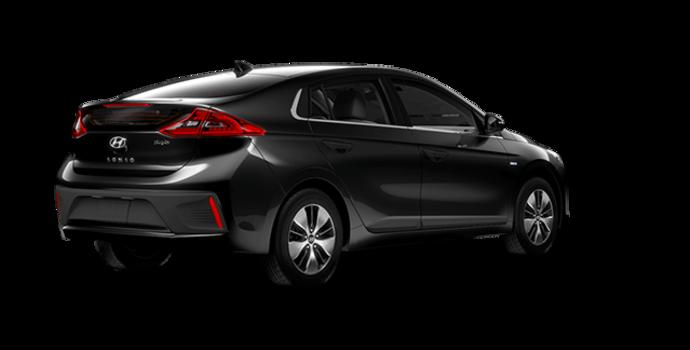 2018 Hyundai Ioniq Electric Plus SE | Photo 5 | Phantom Black