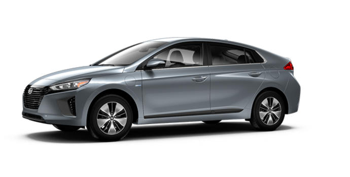 2018 Hyundai Ioniq Electric Plus SE | Photo 6 | Iron Grey