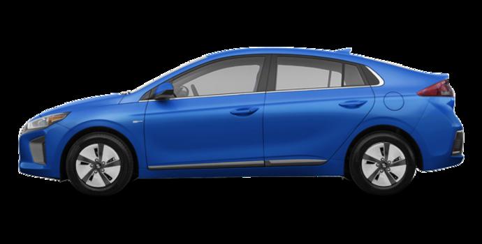 2018 Hyundai Ioniq Hybrid BLUE   Photo 4   Marina Blue