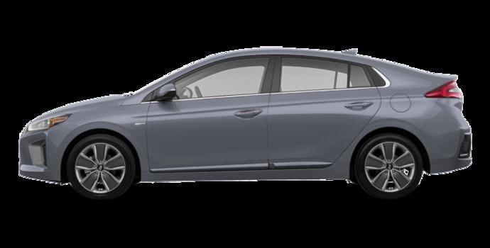 2018 Hyundai Ioniq Hybrid LIMITED/TECH | Photo 4 | Aurora Silver