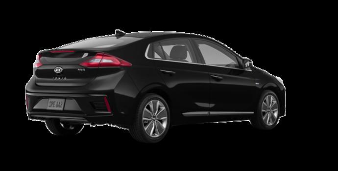 2018 Hyundai Ioniq Hybrid LIMITED/TECH | Photo 5 | Phantom Black