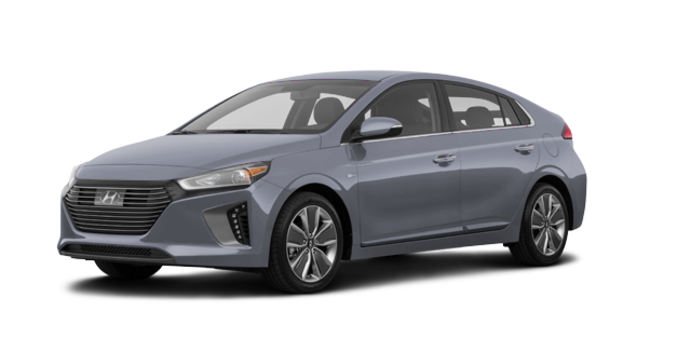 2018 Hyundai Ioniq Hybrid LIMITED/TECH | Photo 6 | Aurora Silver