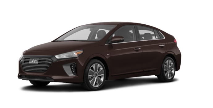 2018 Hyundai Ioniq Hybrid LIMITED/TECH | Photo 6 | Cafe Brown