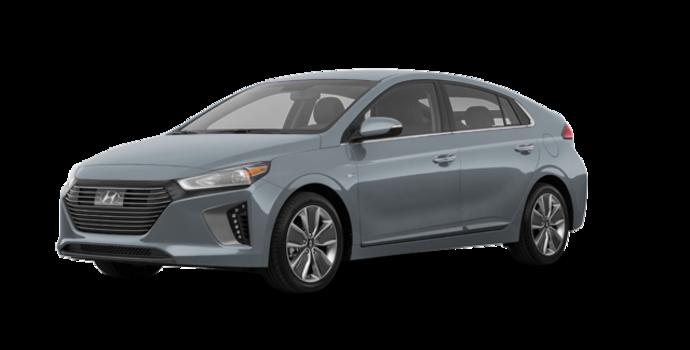 2018 Hyundai Ioniq Hybrid LIMITED/TECH | Photo 6 | Iron Grey