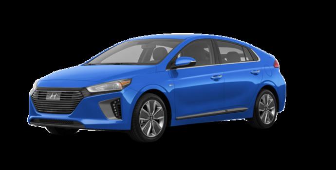 2018 Hyundai Ioniq Hybrid LIMITED/TECH | Photo 6 | Marina Blue