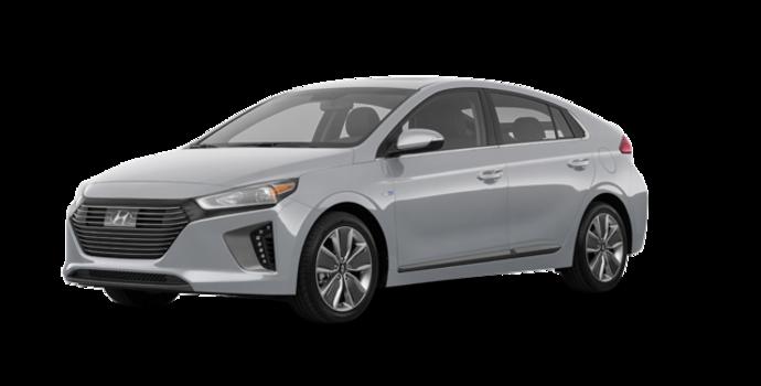 2018 Hyundai Ioniq Hybrid LIMITED/TECH | Photo 6 | Platinum Silver