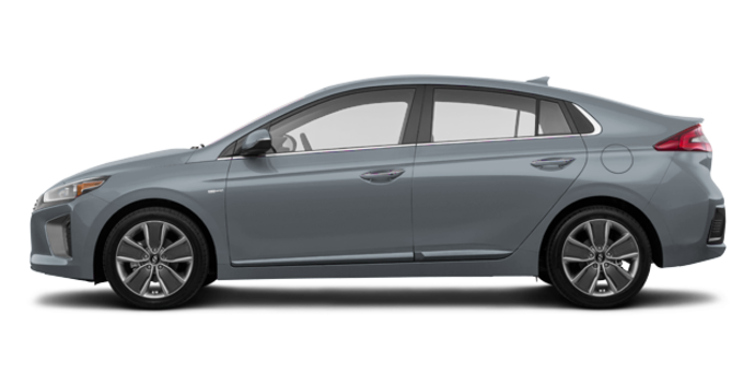 2018 Hyundai Ioniq Hybrid LIMITED | Photo 4 | Iron Grey