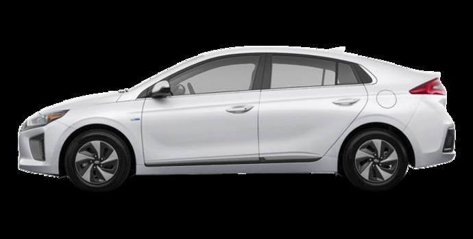 2018 Hyundai Ioniq Hybrid SE | Photo 4 | Polar White