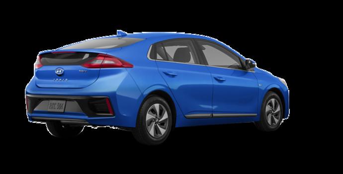 2018 Hyundai Ioniq Hybrid SE | Photo 5 | Marina Blue