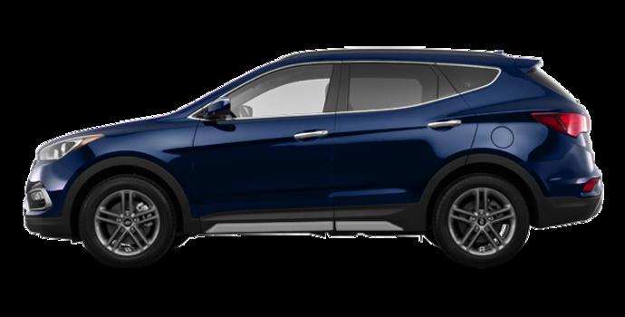 2018 Hyundai Santa Fe Sport 2.0T LIMITED | Photo 4 | Nightfall Blue