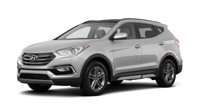 2018 Hyundai Santa Fe Sport 2.0T LIMITED | Photo 6 | Sparkling Silver