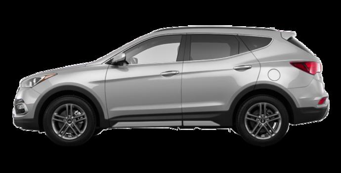 2018 Hyundai Santa Fe Sport 2.0T SE   Photo 4   Sparkling Silver