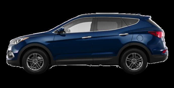 2018 Hyundai Santa Fe Sport 2.4 L PREMIUM | Photo 4 | Nightfall Blue