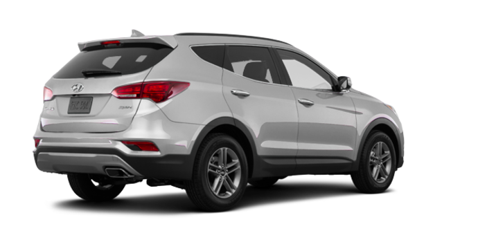 2018 Hyundai Santa Fe Sport 2.4 L PREMIUM | Photo 5 | Sparkling Silver
