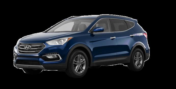 2018 Hyundai Santa Fe Sport 2.4 L PREMIUM | Photo 6 | Nightfall Blue