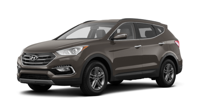 2018 Hyundai Santa Fe Sport 2.4 L PREMIUM | Photo 6 | Titanium Silver