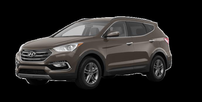 2018 Hyundai Santa Fe Sport 2.4 L PREMIUM | Photo 6 | Platinum Graphite