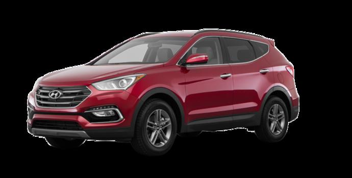2018 Hyundai Santa Fe Sport 2.4 L PREMIUM | Photo 6 | Serrano Red