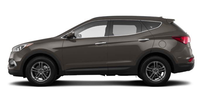 2018 Hyundai Santa Fe Sport 2.4 L SE | Photo 4 | Titanium Silver