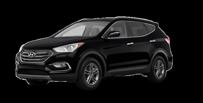 2018 Hyundai Santa Fe Sport 2.4 L SE | Photo 6 | Twilight Black