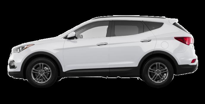 2018 Hyundai Santa Fe Sport 2.4 L | Photo 4 | Frost White Pearl