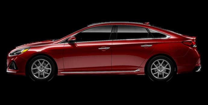 2018 Hyundai Sonata 2.0T SPORT | Photo 4 | Fiery Red