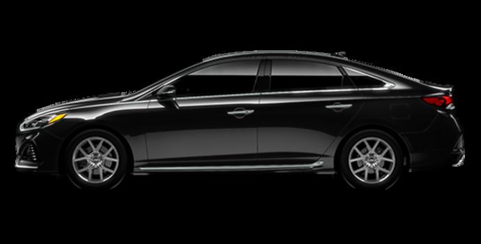 2018 Hyundai Sonata 2.0T SPORT | Photo 4 | Phantom Black