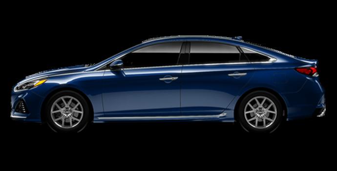 2018 Hyundai Sonata 2.0T SPORT | Photo 4 | Coast Blue