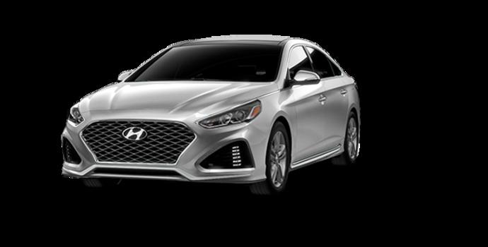 2018 Hyundai Sonata 2.4 SPORT | Photo 6 | Platinum Silver