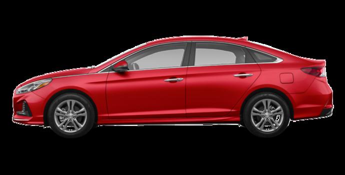 2018 Hyundai Sonata LIMITED | Photo 4 | Fiery Red