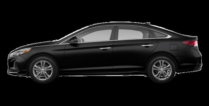 2018 Hyundai Sonata LIMITED | Photo 4 | Phantom Black