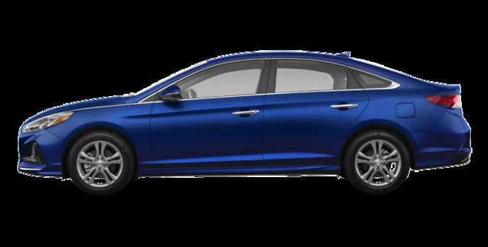 2018 Hyundai Sonata LIMITED | Photo 4 | Coast Blue