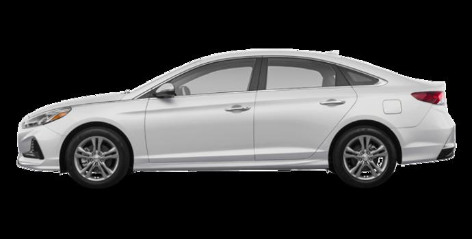 2018 Hyundai Sonata LIMITED | Photo 4 | Ice White