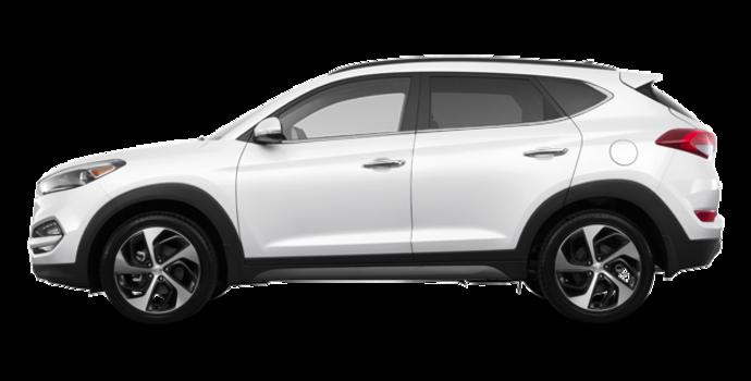 2018 Hyundai Tucson 1.6T SE AWD | Photo 4 | Winter White