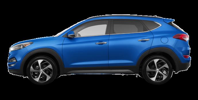 2018 Hyundai Tucson 1.6T SE AWD | Photo 4 | Caribbean Blue