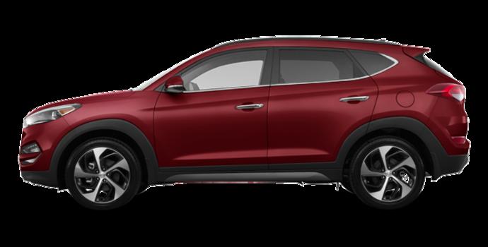 2018 Hyundai Tucson 1.6T SE AWD | Photo 4 | Ruby Wine
