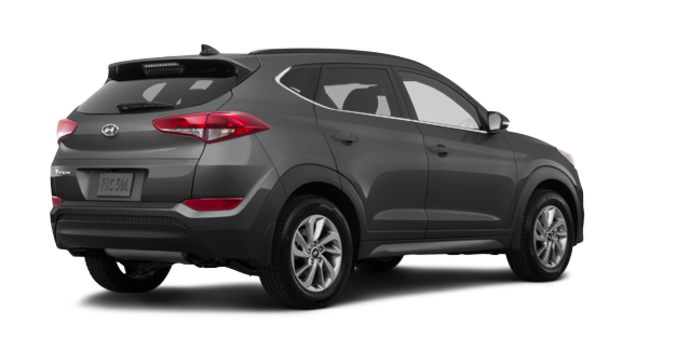 2018 Hyundai Tucson 2.0L LUXURY | Photo 5 | Coliseum Grey
